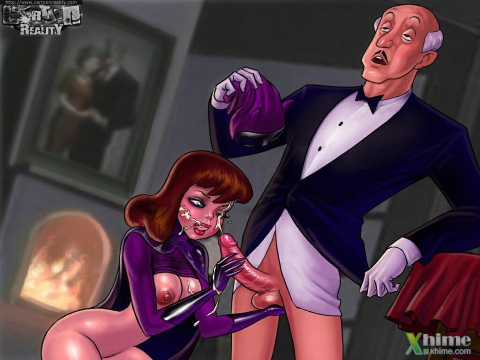batman and robin fucking porn